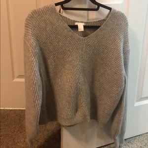 Sweaters - Gray H&M Sweater